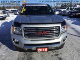 Used 2016 GMC Canyon SLE for sale in Carleton Place, ON