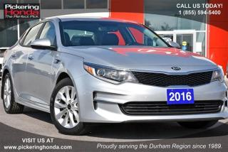 Used 2016 Kia Optima LX for sale in Pickering, ON