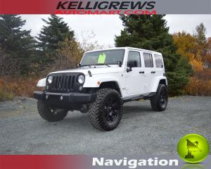 Used 2014 Jeep Wrangler Unlimited Sahara for sale in Conception Bay South, NL