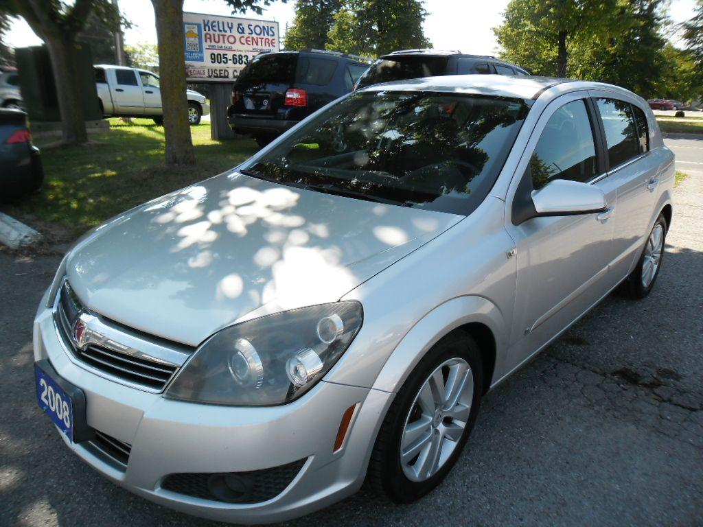 used 2008 saturn astra xr clean no accidents free 6 month warranty for sale in ajax ontario. Black Bedroom Furniture Sets. Home Design Ideas