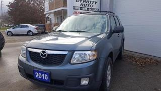 Used 2010 Mazda Tribute for sale in Bloomingdale, ON