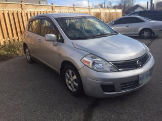 Used 2012 Nissan Versa for sale in Brampton, ON