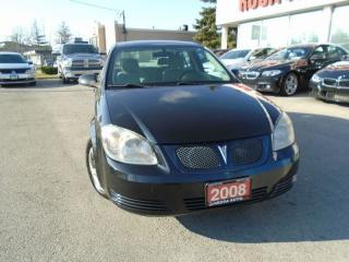Used 2008 Pontiac G5 SE NO ACCIDENTS LOCAL ON PL PM PW SAFETY E TEST IN for sale in Oakville, ON