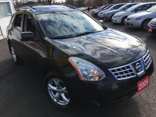 Used 2009 Nissan Rogue SL AWD / Leather / Sunroof / Alloys & Much More! for sale in Scarborough, ON