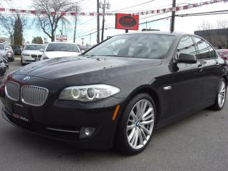 Used 2011 BMW 5 Series 550i for sale in London, ON