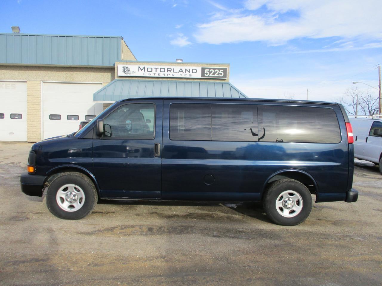 2008 Chevrolet Express 1500 LT