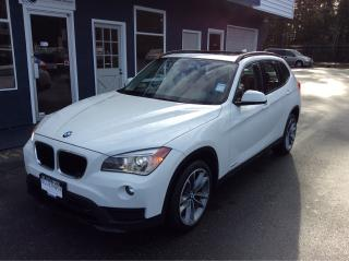 Used 2015 BMW X1 xDrive28i Sport for sale in Parksville, BC