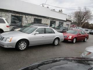 Used 2011 Cadillac DTS for sale in Scarborough, ON