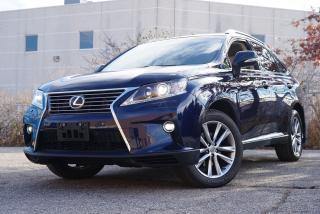 Used 2015 Lexus RX 350 Sportdesign,Camera,Bluetooth,Leather,Roof for sale in North York, ON
