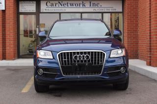 Used 2015 Audi Q5 2.0T Progressiv for sale in Woodbridge, ON