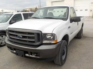 Used 2004 Ford F-250 Super Duty XL for sale in Innisfil, ON