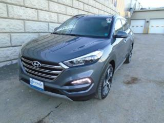 Used 2017 Hyundai Tucson Limited for sale in Fredericton, NB
