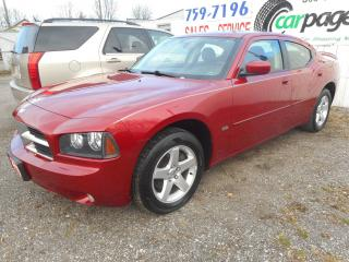 Used 2010 Dodge Charger SXT for sale in Brantford, ON