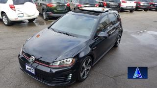 Used 2015 Volkswagen GTI AUTOBAHN- TECHNOLOGY for sale in Hamilton, ON