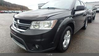 Used 2012 Dodge Journey SXT AUTO NO ACCIDENT CERTIFIED V6 for sale in York, ON