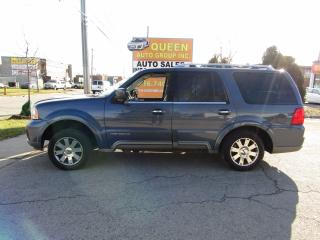 Used 2004 Lincoln Navigator Ultimate | 7 Passenger | Sunroof | Park Assist for sale in North York, ON