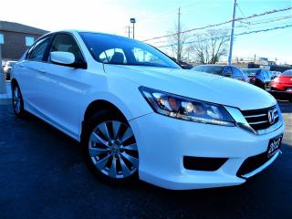 Used 2013 Honda Accord LX | AUTOMATIC | ONE OWNER | LEASE RETURN for sale in Kitchener, ON