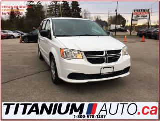 Used 2016 Dodge Grand Caravan SXT+Stow N Go Seats+Traction & Cruise Control+Tint for sale in London, ON