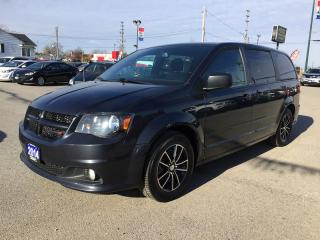Used 2014 Dodge GRAND CARAVAN SE * ONE OWNER * REAR CAM * DVD * 7 PASS for sale in London, ON