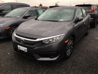 New 2018 Honda Civic EX for sale in Richmond, BC
