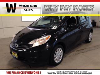 Used 2015 Nissan Versa Note S|BACKUP CAMERA|BLUETOOTH|78,448 KMS for sale in Cambridge, ON