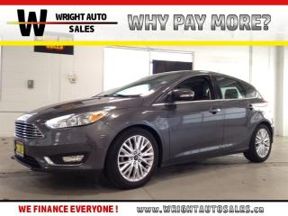Used 2015 Ford Focus Titanium|NAVIGATION|SUNROOF|LEATHER|61,689 KMS for sale in Cambridge, ON