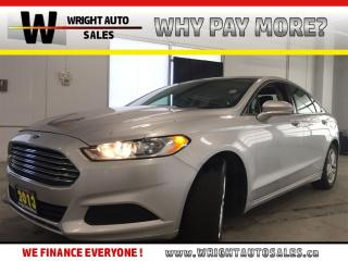 Used 2013 Ford Fusion SE|BLUETOOTH|AIR CONDITIONING|135,661 KMS for sale in Cambridge, ON