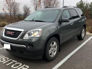 Used 2011 GMC Acadia SLE | 8PASS | AWD for sale in London, ON