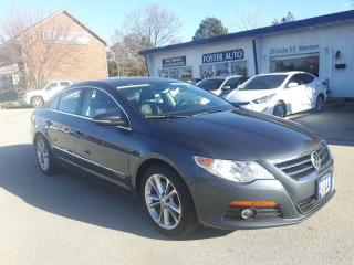 Used 2011 Volkswagen Passat CC Sportline for sale in Waterdown, ON