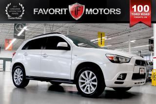 Used 2011 Mitsubishi RVR GT AWD | HEATED SEATS | PANORAMIC SUNROOF for sale in North York, ON