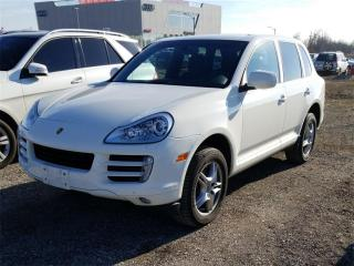 Used 2010 Porsche Cayenne AWD, SUNROOF, HEATED for sale in North York, ON
