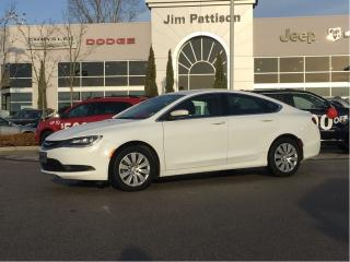 Used 2016 Chrysler 200 LX VERY AFFORDABLE for sale in Surrey, BC