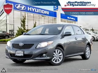 Used 2009 Toyota Corolla LE for sale in Surrey, BC