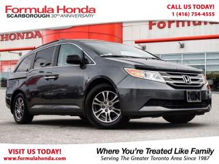 Used 2012 Honda Odyssey $100 PETROCAN CARD YEAR END SPECIAL! for sale in Scarborough, ON