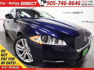 Used 2015 Jaguar XJ L 3.0L Portfolio| AWD| NAVI| DUAL SUNROOF| for sale in Burlington, ON