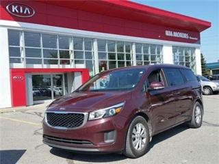 Used 2017 Kia Sedona LX for sale in Newmarket, ON