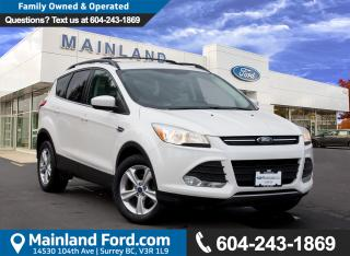 Used 2013 Ford Escape SE NO ACCIDENTS, LOCAL, LOW KMS for sale in Surrey, BC
