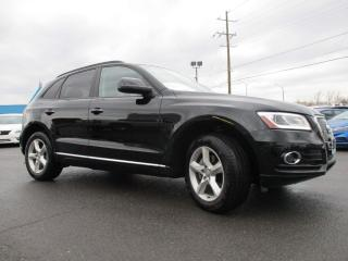 Used 2015 Audi Q5 2.0T Komfort for sale in Kingston, ON