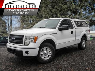 Used 2013 Ford F-150 STX 6.5-ft. Bed 2WD for sale in Stittsville, ON