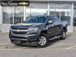 Used 2015 Chevrolet Colorado WT for sale in Gloucester, ON