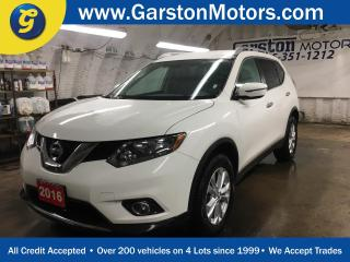 Used 2016 Nissan Rogue SV*AWD*PHONE CONNECT*POWER DRIVER SEAT*HEATED FRONT SEATS*ECO/SPORT MODE*PUSH BUTTON START* for sale in Cambridge, ON