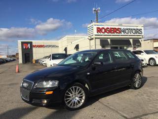 Used 2006 Audi A3 2.0T DSG - LEATHER - PANORAMIC ROOF for sale in Oakville, ON