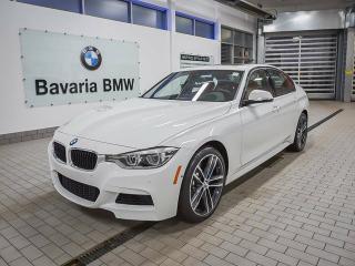 New 2018 BMW 340i xDrive Sedan for sale in Edmonton, AB