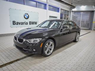New 2018 BMW 330i xDrive Sedan (8D97) for sale in Edmonton, AB
