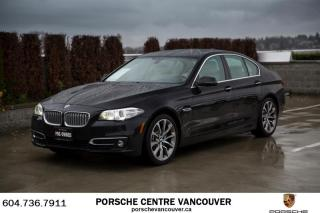 Used 2014 BMW 535xi Modern Line for sale in Vancouver, BC