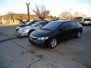 Used 2010 Honda Civic Sport for sale in Sarnia, ON