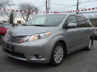 Used 2011 Toyota Sienna LIMITED for sale in London, ON
