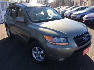 Used 2009 Hyundai Santa Fe GLS  Auto /awd/ Leather / Sunroof / loaded for sale in Scarborough, ON