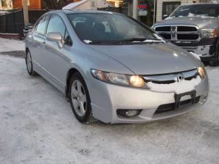 Used 2010 Honda Civic Sport Manual AC Sunroof PL PM PW for sale in Ottawa, ON