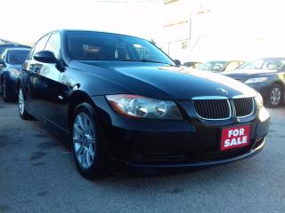 Used 2007 BMW 3 Series 323i,Certified for sale in Scarborough, ON